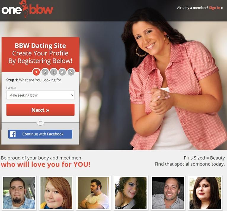 one bbw